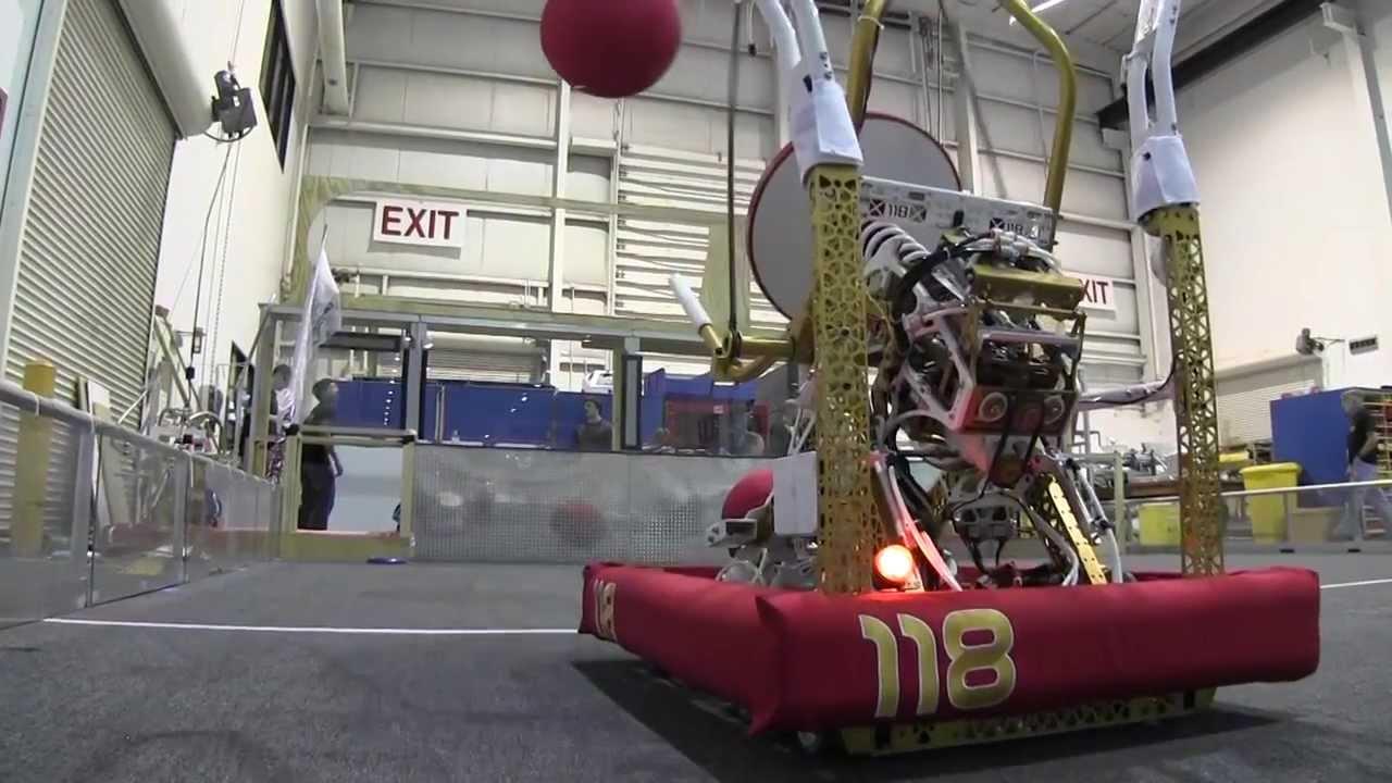 Team 118 Robonauts 2014