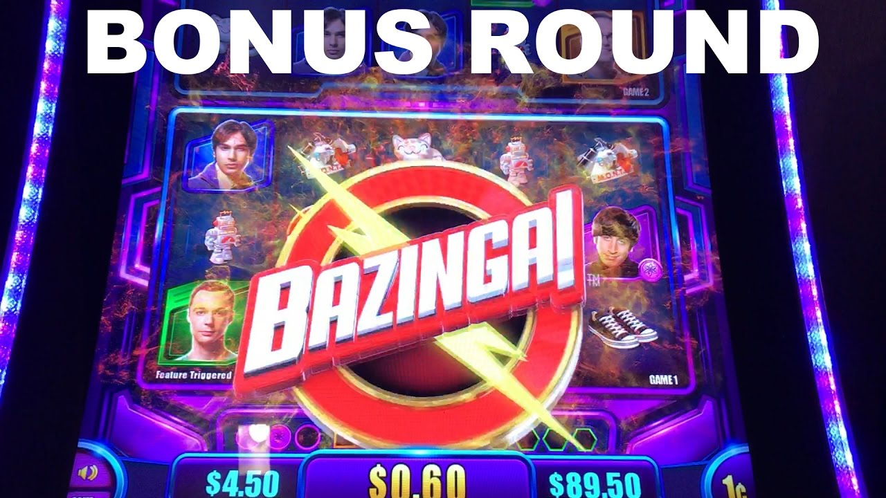 новый автомат the big bang theory jackpot