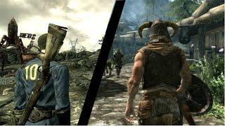 Fallout 4 уничтожит Skyrim