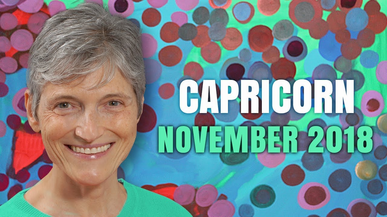 capricorn horoscope 4 november