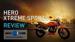 Hero Xtreme Sports : ChooseMyBike.in Review