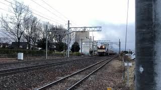E217系 Y-48編成 廃車回送 2021.02.04
