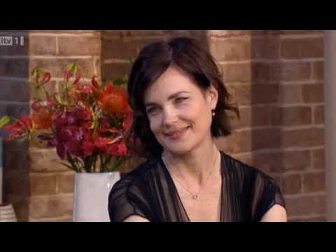 Elizabeth McGovern on This Morning