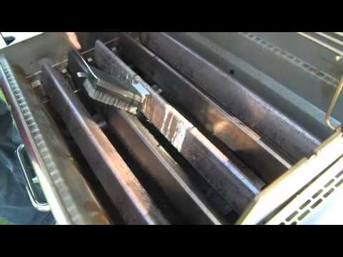 Genesis Gas Grill Maintenance - Weber Grill Knowledge