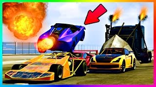 GTA ONLINE IMPORT/EXPORT DLC RARE EXOTIC $50,000,000 VEHICLE FEATURES, BEST NEW GTA 5 CARS & MORE!! thumbnail