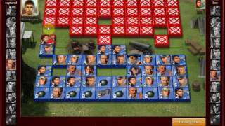 Stratego Ranked Game 3: roeczak(804) vs.Napoleon 1er(917)