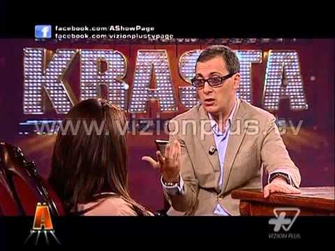 Çiljeta Xhilaga ne A Show - 14 Maj 2013 Pj.4 - Vizion Plus - Talk Show