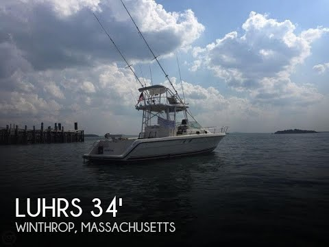 [SOLD] Used 1992 Luhrs 300 Tournament in Winthrop, Massachusetts