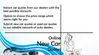 Search Online for free Instant New Car Quotes Finder on Pricing of Used Cars Purchase