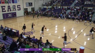 BSDN Live - Blair vs Gretna - Girls Basketball - 2018/19
