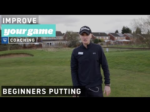 Putting for Beginners - Golf Lessons with Topgolf