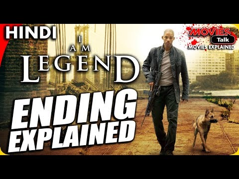 I AM LEGEND: Movie Ending Explained In Hindi