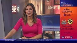 Jana Azizi - Sky Sport News HD 16.07.2019