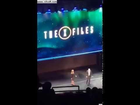 X-Files Upfronts 2015