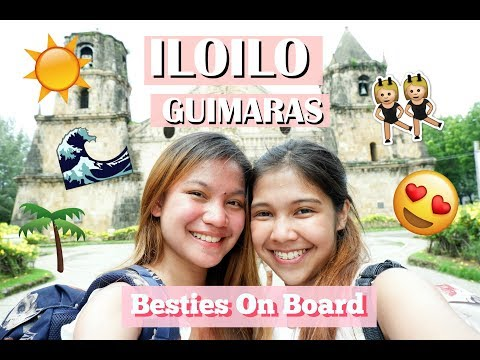 ILOILO-GUIMARAS | Travel Diary