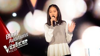 แนน - Let her go - Blind Auditions - The Voice Kids Thailand - 13 May 2019
