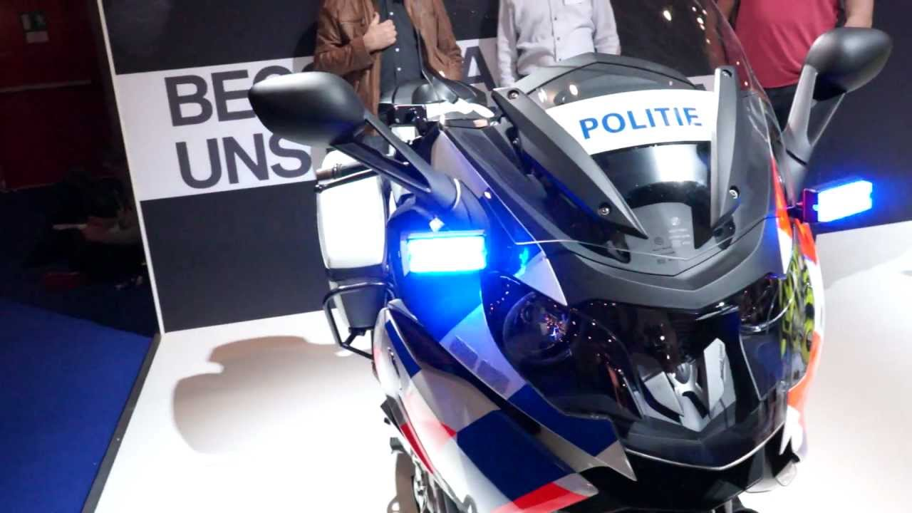 bmw motor politie