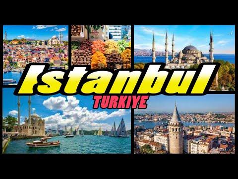 ISTANBUL - Turkey (4K)
