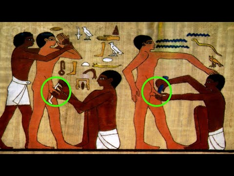 Thumbnail: 10 Facts craziest definitely Didn't Know about ancient Egypt!