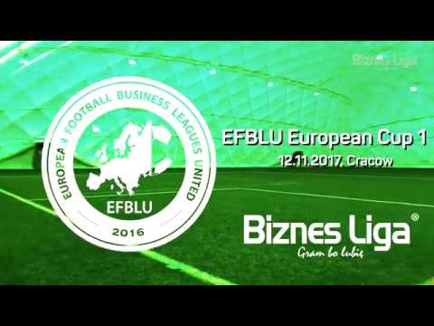 EFBLU European Cup 1 - Official video