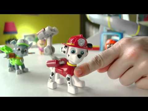 Развлекательное видео Кинетический песок Игрушки Щенячий