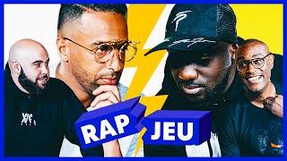 Sefyu vs Naps | Rap Jeu #9 avec DJ First Mike & Hype Hagrah