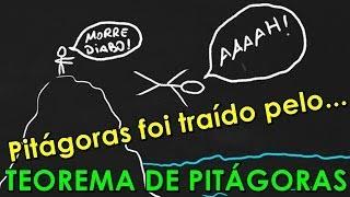 Pitágoras foi traído pelo Teorema de Pitágoras