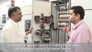 Switchgear & Control Technics: Licensed Panel Builder Testimonial