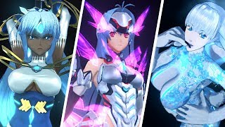 Xenoblade Chronicles 2 - All Rare Blade Awakenings