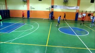 Slasher 4 - 4 Partizan Bissuola - Primo Tempo