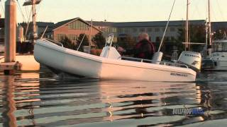 Yacht Tender And Utility Tender By Bullfrog Boats