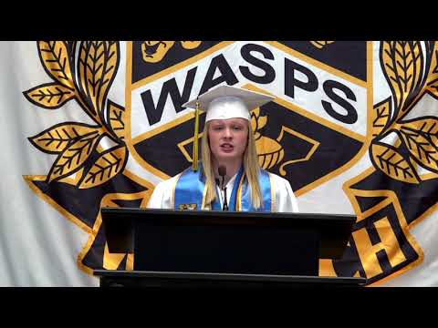 Wasatch High School Graduation Ceremony 2020