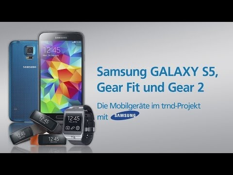 Samsung GALAXY S5, Gear Fit und Gear: Highlights der Mobilgeräte im trnd Spotlight