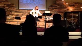 Pastor Simone Benoit, Soul Harvest Worship Center. Modesto, Ca.