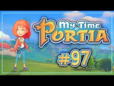 Прохождение My Time At Portia #97 Пикник