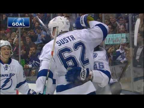 Oct.25/2016   Tampa Bay Lightning - Toronto Maple Leafs