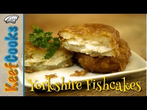 Yorkshire Fishcakes | Fritters | Pineapple Fritters