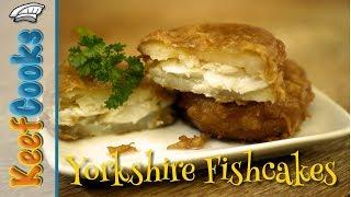 Yorkshire Fishcakes | Sheffield Fishcakes | Fritters | Pineapple Fritters