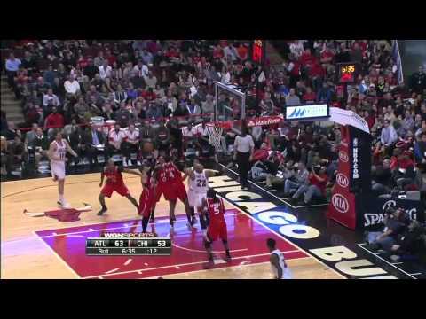Atlanta Hawks vs Chicago Bulls | January 17, 2015 | NBA 2014-15 Season