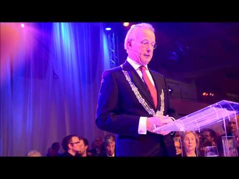 Toespraak Burgemeester Nieuwjaarsreceptie Den Haag 2013