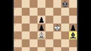 Шахматы. Цугцванг