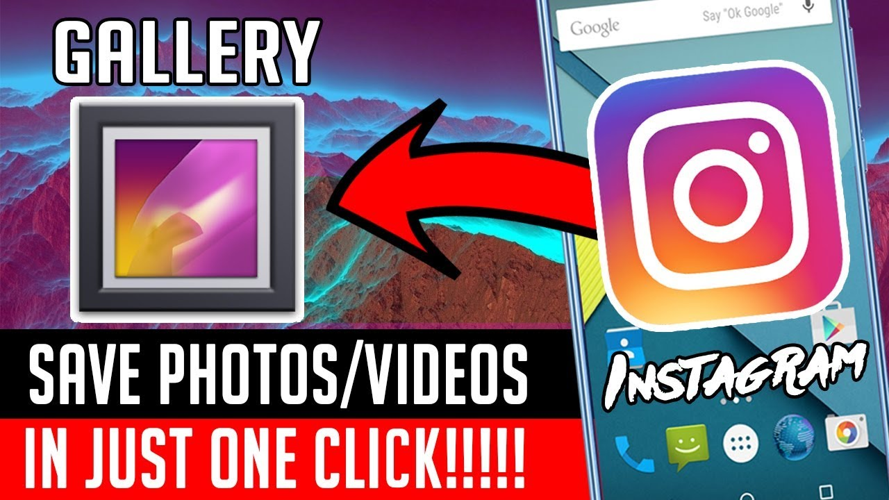 videos de instagram