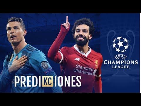 PREDICCIONES FINAL UEFA Champions League 2018 | Real Madrid vs Liverpool