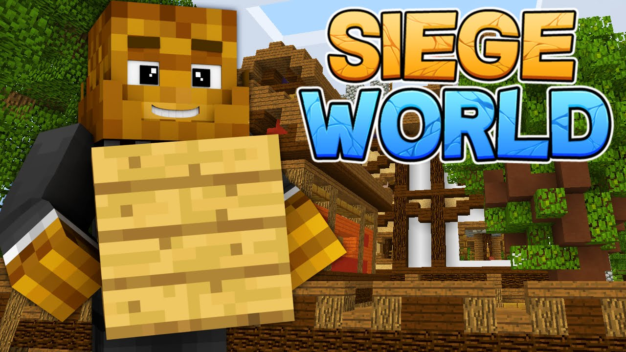 Siege world how to build your house collect resources for How to build a house cheap and fast