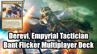 Derevi, Empyrial Tactician EDH/Commander Deck Tech