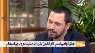 ممثل تونسي لا يخجل من المشاهد الجريئة