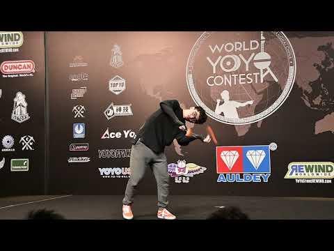 2018WYYC Final 2A 1st Shu Takada | Film by C3yoyodesign