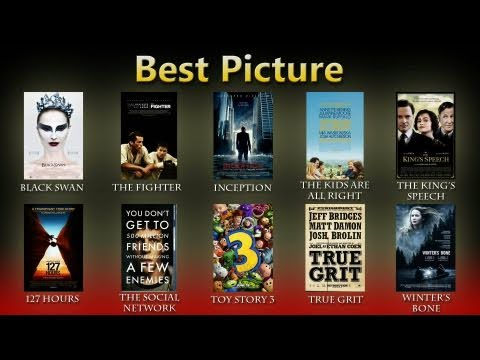 Oscar Nomination Special (2011) : Stupid For Movies