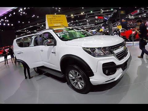 New Suv 2018 Chevrolet Trailblazer Vgt Ltz 4x4 Youtube