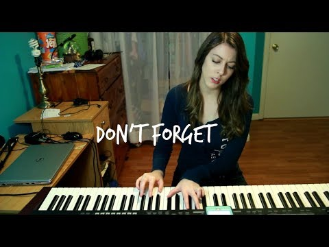 Don't Forget - Demi Lovato (Cover) | Keisha Nicole
